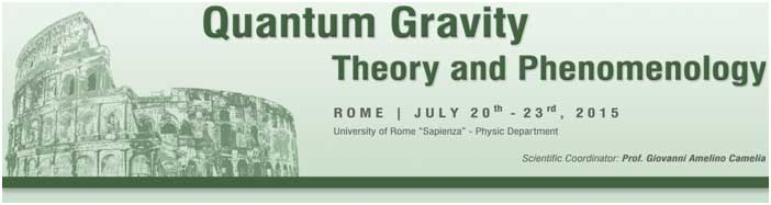 Quantum Gravity – Theory and Phenomenology