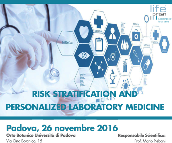 Risk Stratification and Personalized Laboratory Medicine