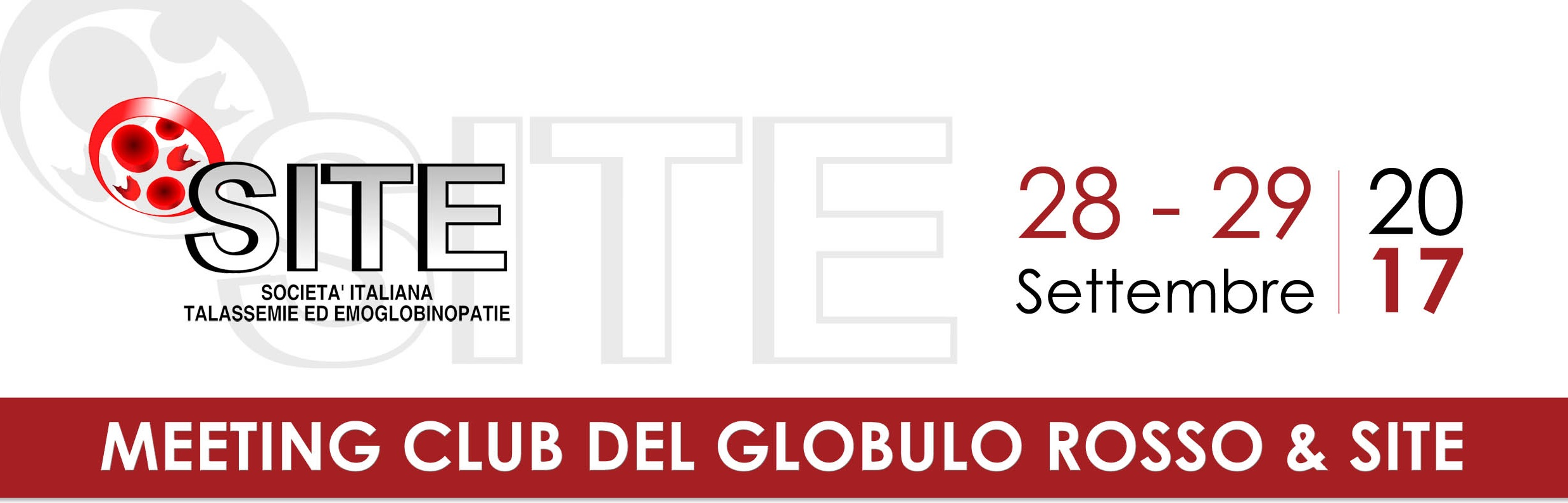 Meeting Club del Globulo Rosso & SITE