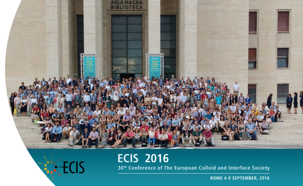 ECIS 2016 | Experience in big events | Symposia srl